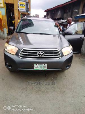 Toyota Highlander 2010 Gray | Cars for sale in Rivers State, Obio-Akpor