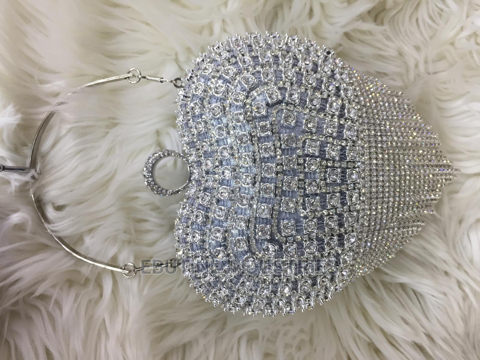 Women Quality Gold and Silver Clutch Purse | Bags for sale in Lekki, Lagos State, Nigeria