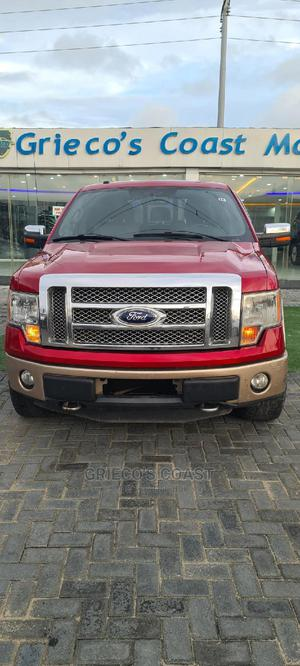 Ford F-150 2012 FX4 Red | Cars for sale in Lagos State, Lekki