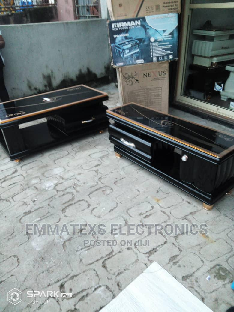 Center Table and TV Stand   Furniture for sale in Shomolu, Lagos State, Nigeria