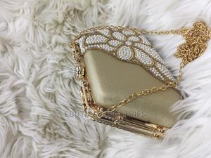 Women Crystal Clutch Purse   Bags for sale in Lagos State, Lekki