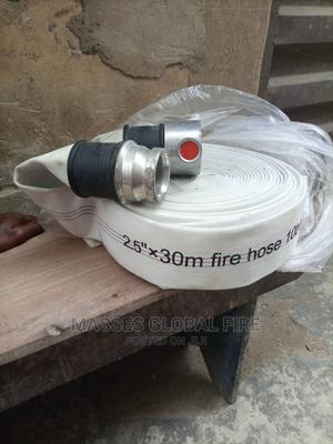 """2.5"""" Canvas Hose by 30m 