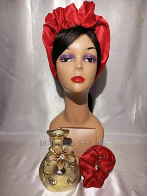 Red Headband With Free Scrunchie   Clothing Accessories for sale in Rivers State, Obio-Akpor