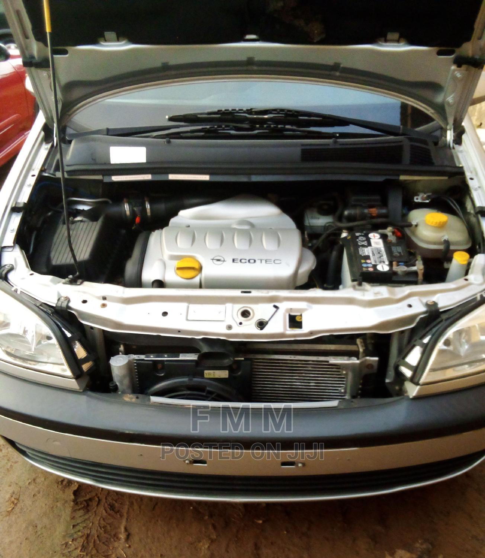 Archive: Opel Zafira 2007 Silver
