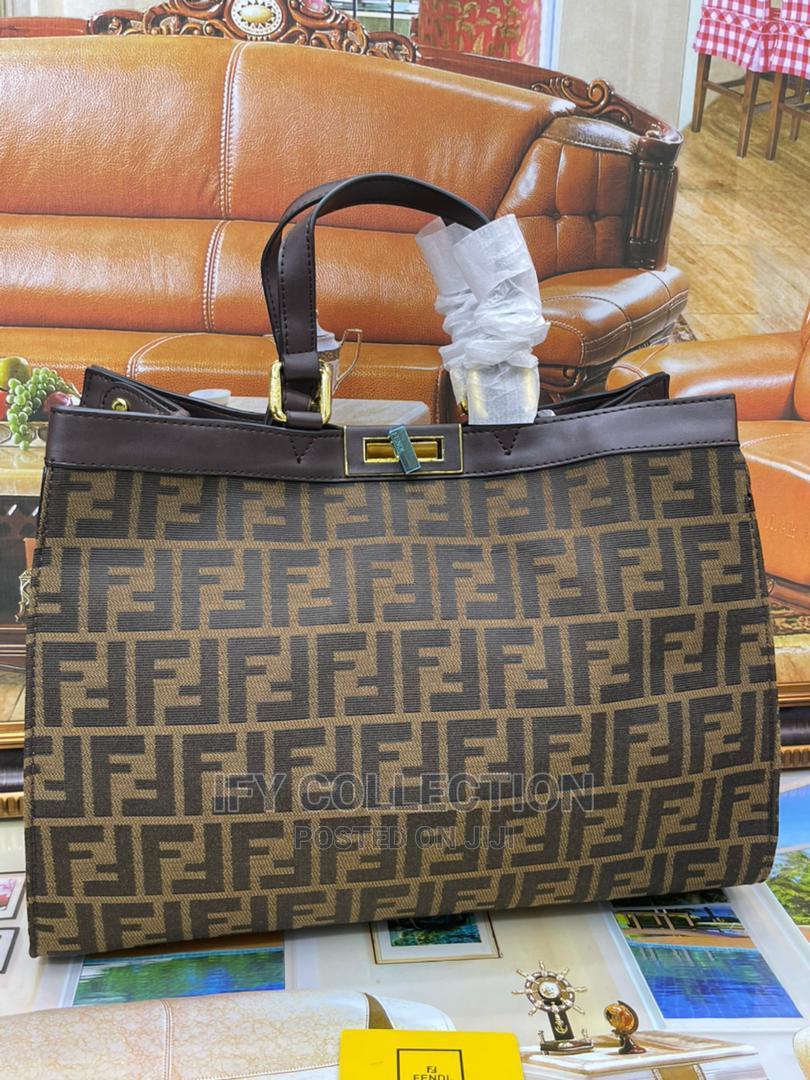 FENDI Roma Handbags   Bags for sale in Lagos Island (Eko), Lagos State, Nigeria