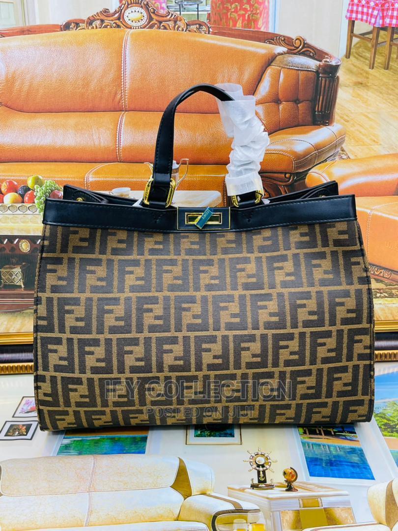 FENDI Roma Handbags