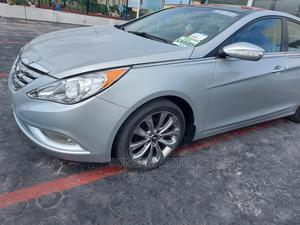 Hyundai Sonata 2013 Silver | Cars for sale in Lagos State, Ajah