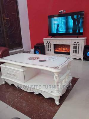 Fire Tv Stand and Center Table | Furniture for sale in Lagos State, Ojo