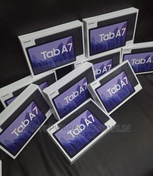 New Samsung Galaxy Tab A7 10.4 (2020) 32 GB Gray   Tablets for sale in Lagos State, Ikeja