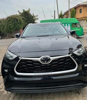 Toyota Highlander 2020 Black | Cars for sale in Lagos State, Ikeja