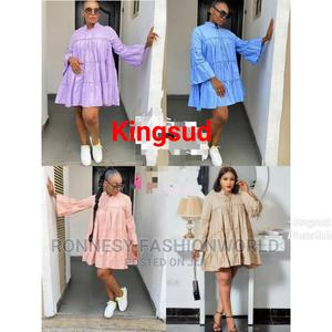 Elegant Classic Trendy Female Quality Flare Gown | Clothing for sale in Lagos State, Ikeja