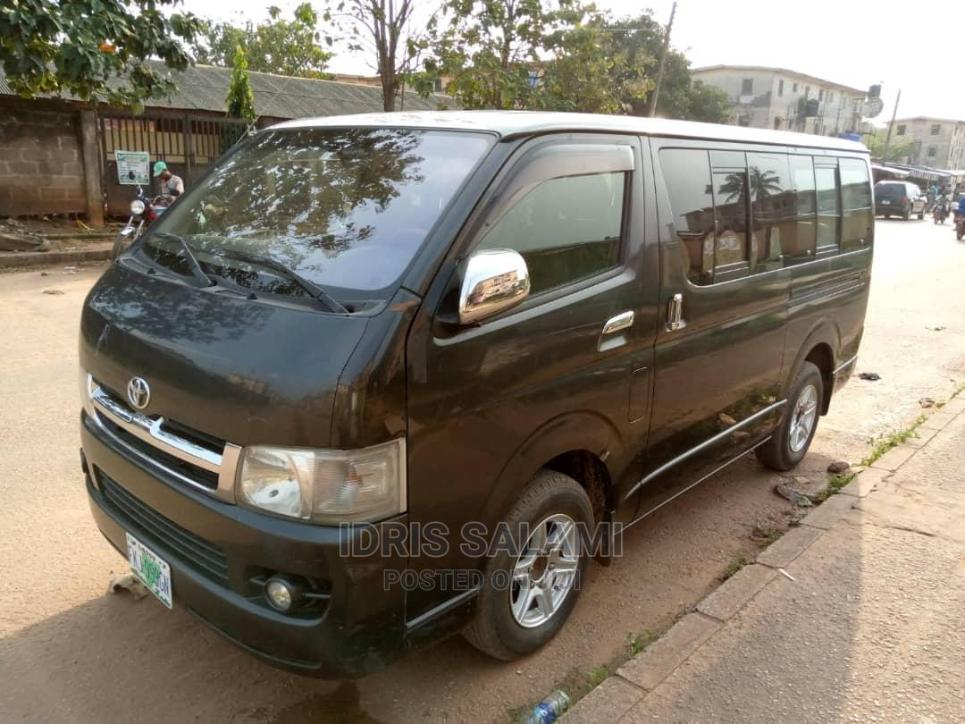 Archive: Toyota Hiace Bus