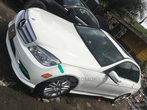 Mercedes-Benz C300 2010 White | Cars for sale in Lagos State, Apapa