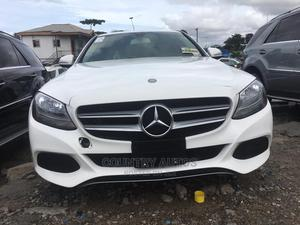 Mercedes-Benz C300 2015 White | Cars for sale in Lagos State, Apapa