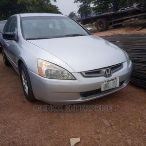 Honda Accord 2004 Automatic Silver | Cars for sale in Abuja (FCT) State, Gudu