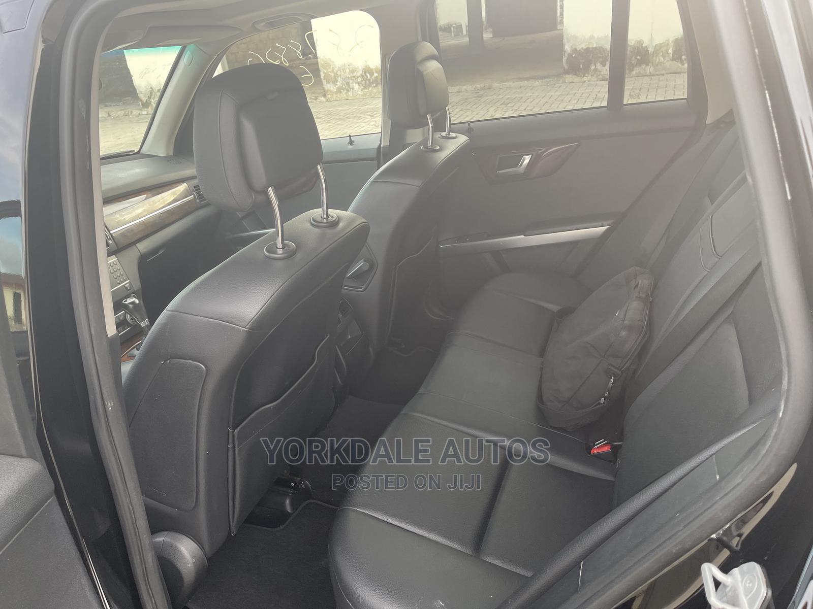 Mercedes-Benz GLK-Class 2012 350 4MATIC Black | Cars for sale in Ajah, Lagos State, Nigeria