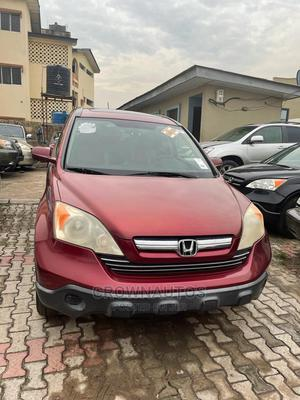 Honda CR-V 2009 LX 4WD Automatic Red | Cars for sale in Lagos State, Ikeja
