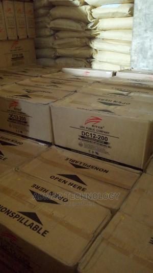 Ritar 12V 200ah SMF Battery   Solar Energy for sale in Lagos State, Oshodi