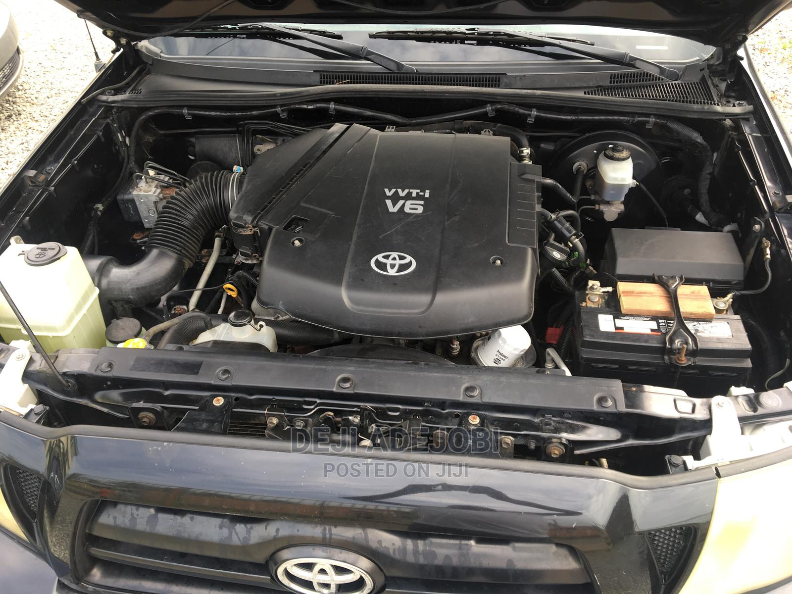 Archive: Toyota Tacoma 2006 PreRunner Access Cab Black