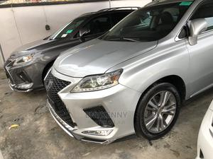 Lexus RX 2015 Silver | Cars for sale in Lagos State, Ikeja