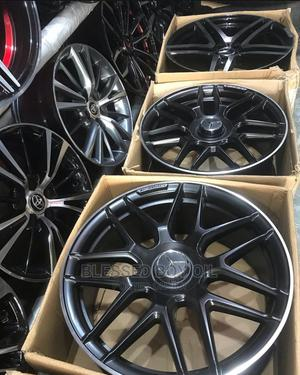 Available in Size 18 Inches and 19 Inches/20 RIM Available   Vehicle Parts & Accessories for sale in Lagos State, Mushin