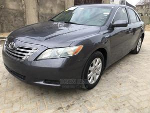 Toyota Camry 2007 2.3 Hybrid Gray | Cars for sale in Lagos State, Amuwo-Odofin
