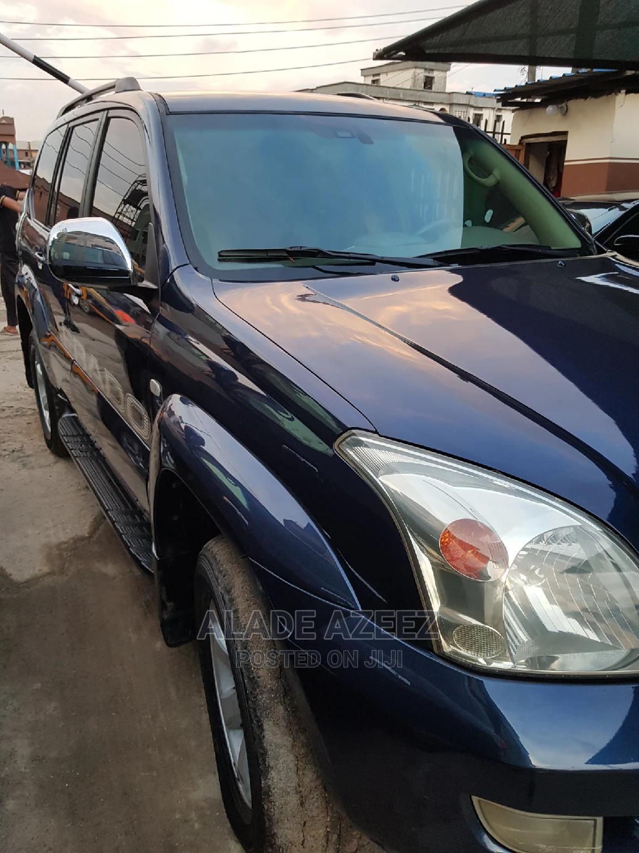 Archive: Toyota Land Cruiser Prado 2006 VX Blue