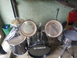 Yamaha Drum Set   Musical Instruments & Gear for sale in Lagos State, Ojo