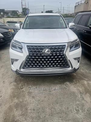 Lexus GX 2016 460 Luxury White | Cars for sale in Lagos State, Surulere