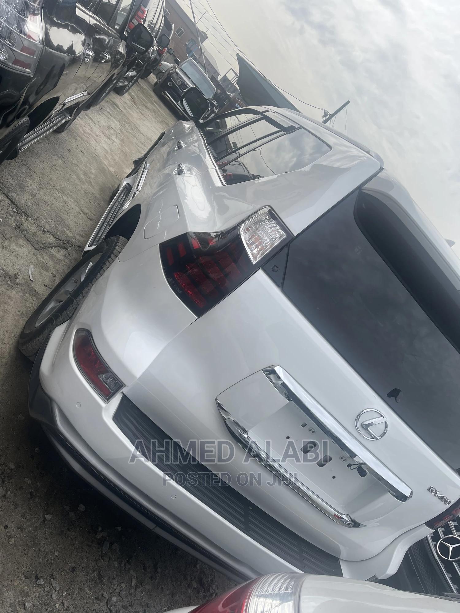 Lexus GX 2016 460 Luxury White | Cars for sale in Surulere, Lagos State, Nigeria