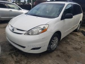 Toyota Sienna 2008 White   Cars for sale in Lagos State, Surulere