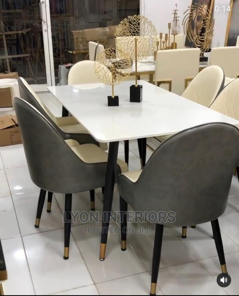 Quality Marble Dining Table Set in Surulere   Furniture, Lyon ...