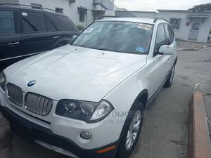 BMW X3 2009 xDrive 30i White | Cars for sale in Lagos State, Apapa