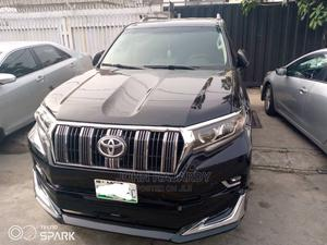 Toyota Land Cruiser Prado 2014 Black | Cars for sale in Lagos State, Alimosho