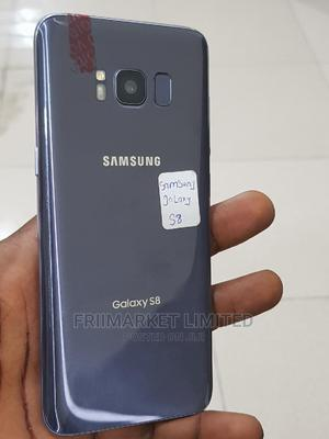 Samsung Galaxy S8 64 GB Black   Mobile Phones for sale in Delta State, Isoko