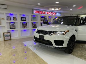 Land Rover Range Rover Sport 2019 HSE White | Cars for sale in Lagos State, Lekki