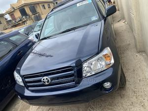 Toyota Highlander 2006 Blue | Cars for sale in Oyo State, Ibadan