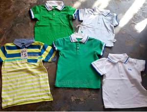 Polo, T-shirts, Tops For Children Wholesale | Children's Clothing for sale in Lagos State, Ikorodu