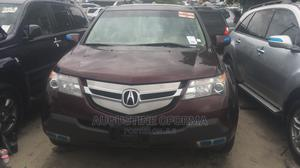Acura MDX 2009 Red | Cars for sale in Lagos State, Apapa