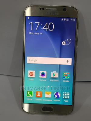 Samsung Galaxy S6 32 GB Silver | Mobile Phones for sale in Delta State, Uvwie