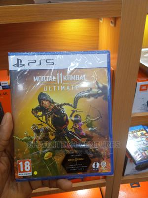 Mortal Kombat Ultimate 11 for PS5 | Video Games for sale in Lagos State, Ikeja