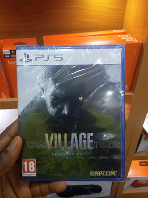 Village Resident Evil for Ps5 | Video Games for sale in Lagos State, Ikeja