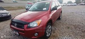 Toyota RAV4 2010 2.5 Limited 4x4 Red | Cars for sale in Abuja (FCT) State, Kubwa