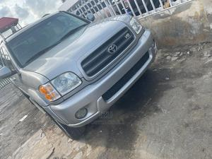 Toyota Sequoia 2003 Gray   Cars for sale in Lagos State, Lekki
