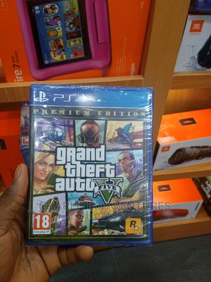 Grand Theft Auto v Premium Edition. | Video Games for sale in Lagos State, Ikeja