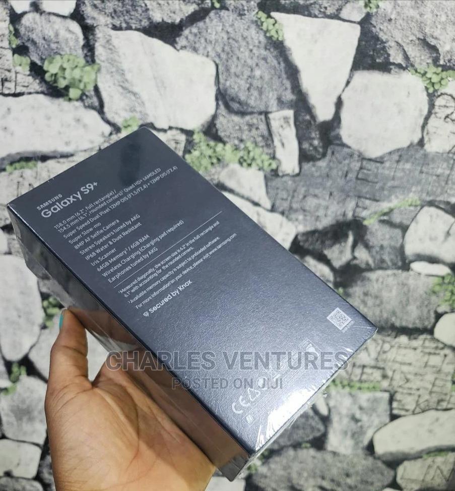Archive: New Samsung Galaxy S9 Plus 64 GB Pink
