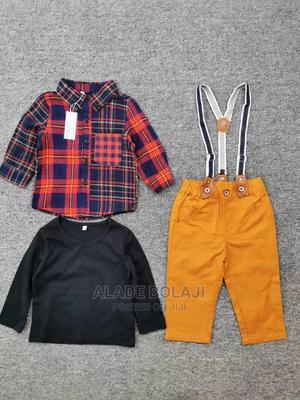 Rompers, Pinafore, Suspenders   Children's Clothing for sale in Lagos State, Ikorodu
