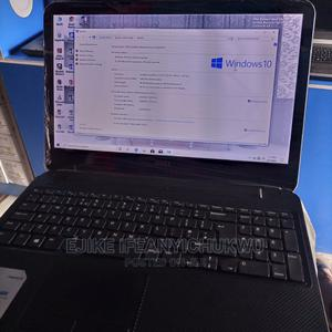 Laptop Dell Inspiron 15 4GB Intel Core I3 HDD 500GB | Laptops & Computers for sale in Rivers State, Port-Harcourt