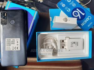 Tecno Camon 16S 128 GB Black | Mobile Phones for sale in Edo State, Benin City
