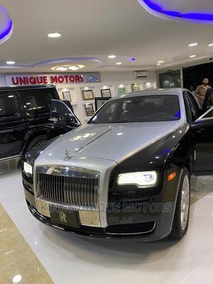 Rolls-Royce Ghost 2015 Base EWB Black   Cars for sale in Lagos State, Lekki